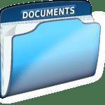 teczka dokument