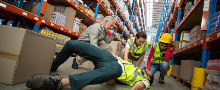 Poznaj swoje prawa - wypadek w pracy