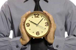 Czas pracy w2019