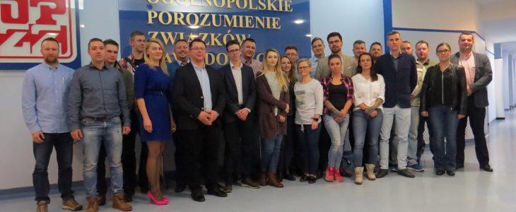 Komisja młodych OPZZ