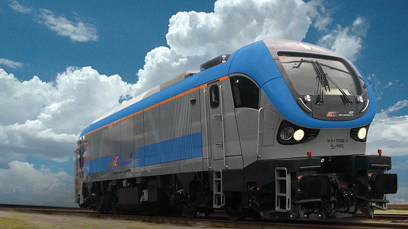 lokomotywa Pessa gamma