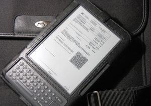 bilet elektroniczny