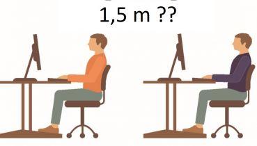 Odległość między stanowiskami pracy