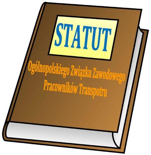 Statut książka
